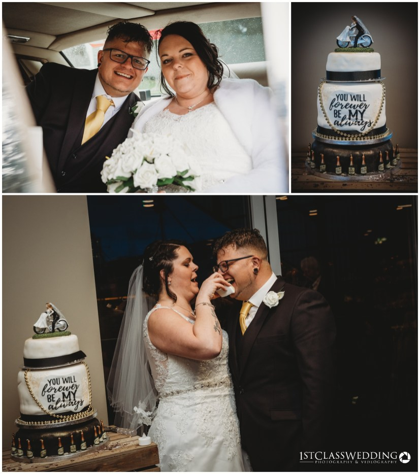 Leicester Tigers Wedding Photographer