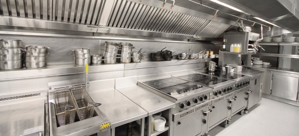 Commercial Kitchen Clean TR19