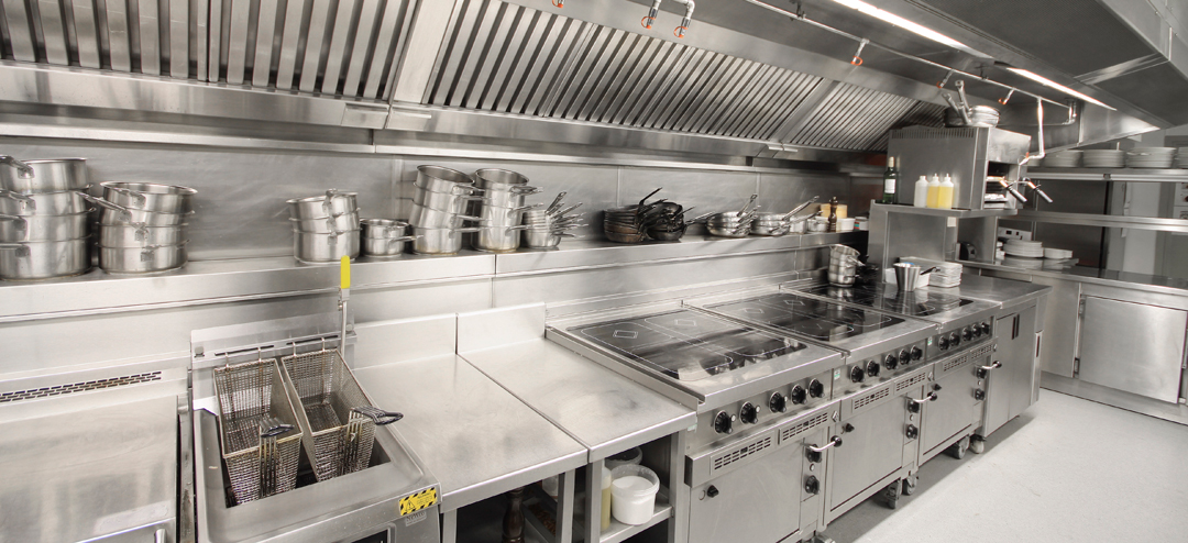 Commercial Kitchen cleaning in Bournemouth, Poole and Christchurch