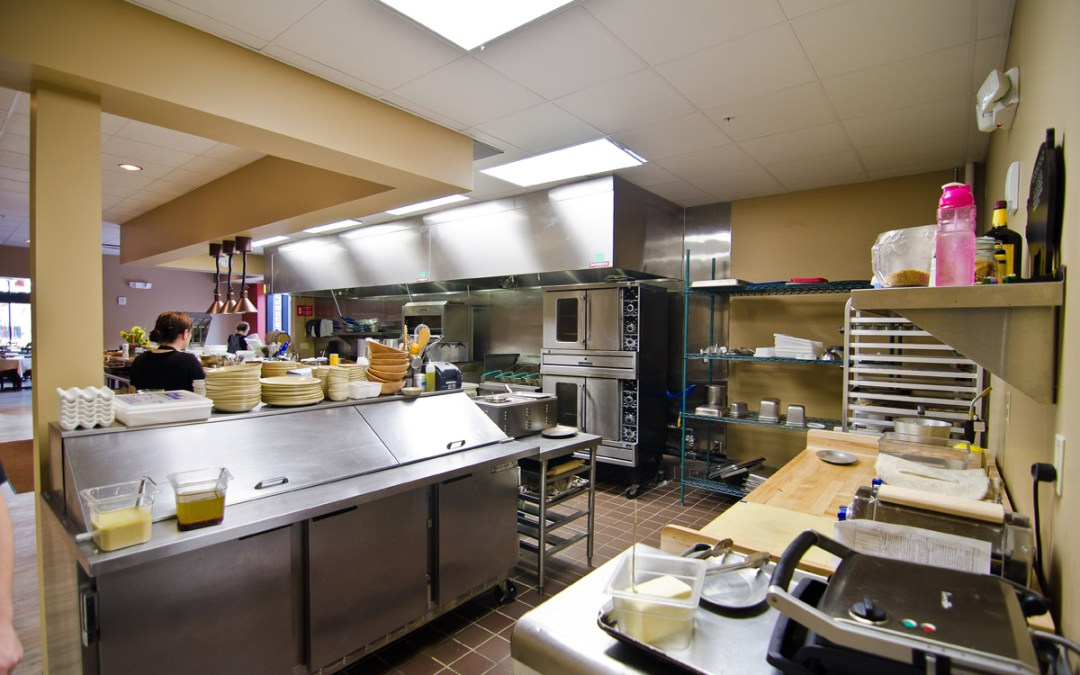 4 Reasons To Clean A Kitchen extraction system