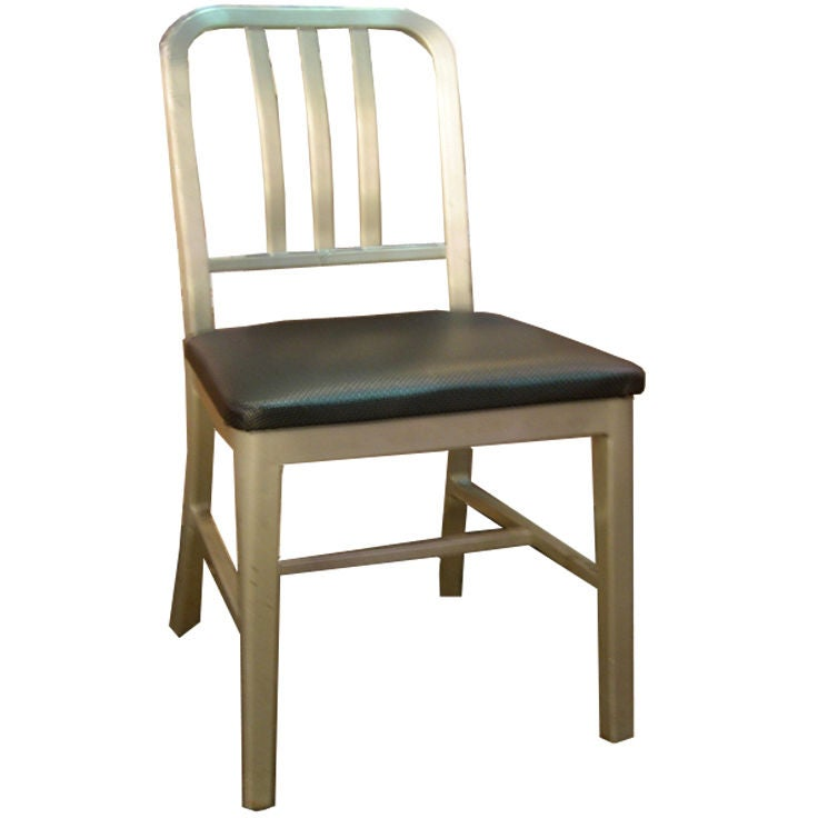 Good Form Metal Side Chair