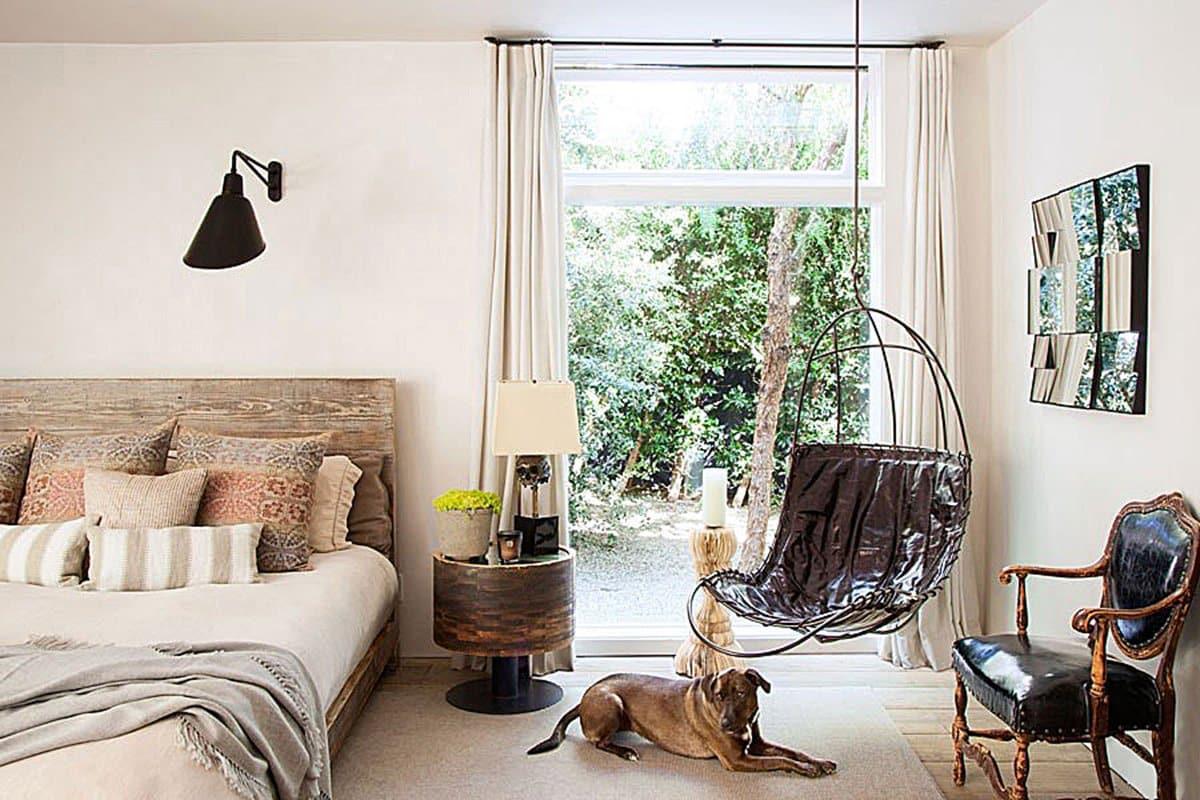Look Inside Patrick Dempsey S Dreamy Malibu Home The Study