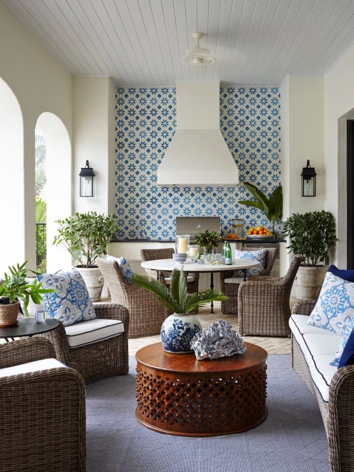 23 Incredible Outdoor Dining Spaces   The Study on Living Spaces Outdoor Dining id=74610