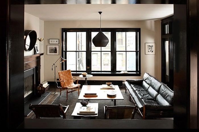 Man Cave Decor Elegant Interiors Of Contemporary Gentlemen