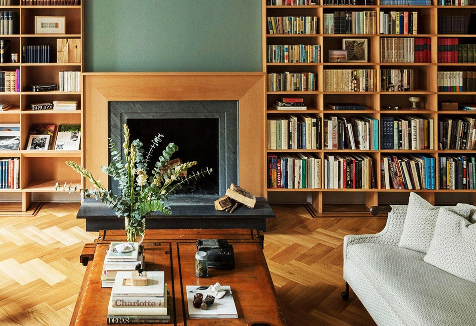 21 Chic Chalet Interiors   The Study Intelligent Design  15 Gorgeous Rooms for Bookworms