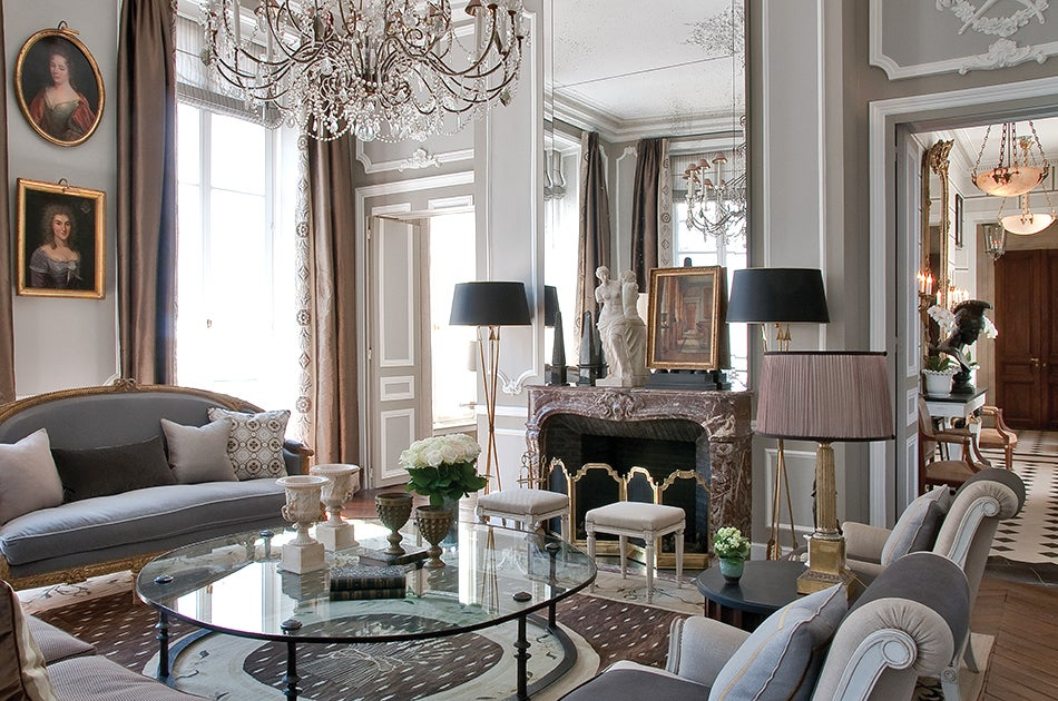 Victorian French Country Decor