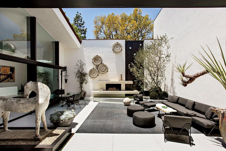 Ellen Degeneres39s Home Her New Book Design Real Estate
