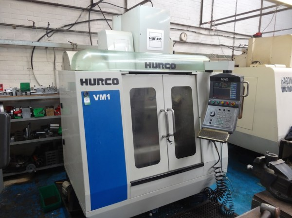 Hurco VM1 VMC (2006) - 1st Machinery
