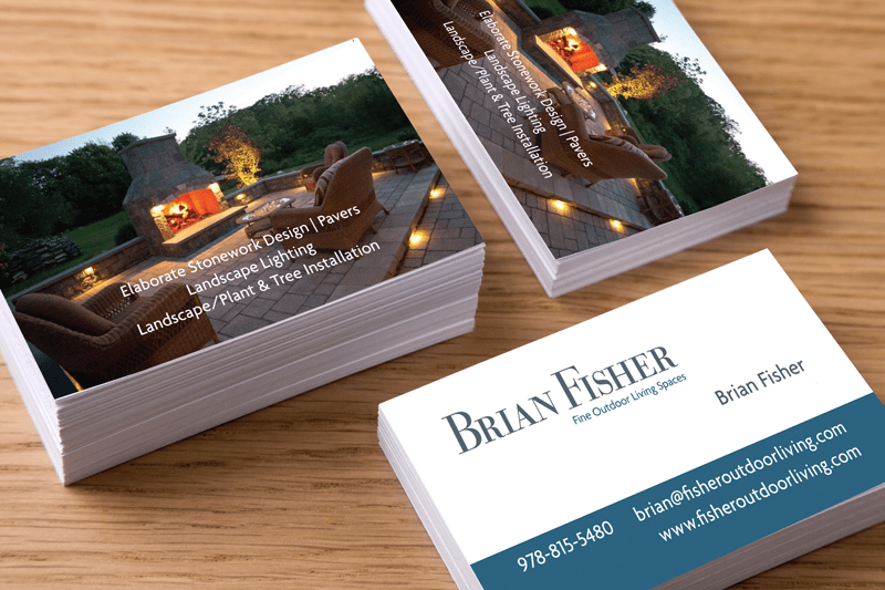 business card thursday fisher outdoor