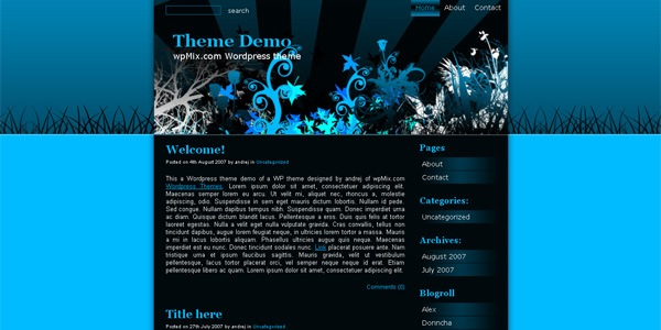 blue2-wordpress-theme