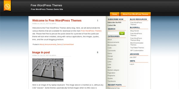 princess-wordpress-theme