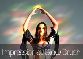 glow-brush