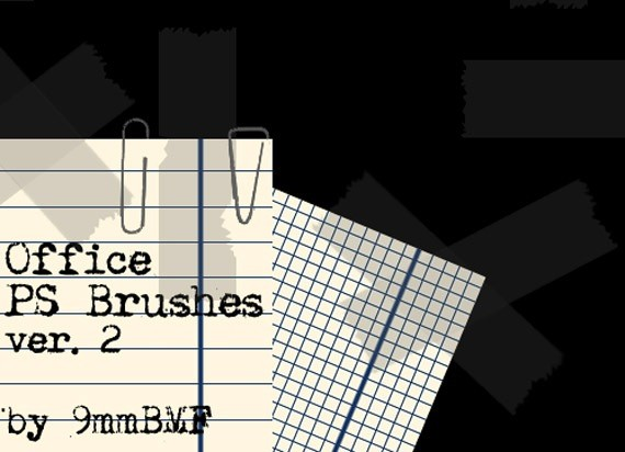 Office_PS_Brushes_ver2