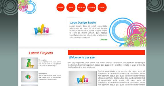 patra-company-xhtml-css-template