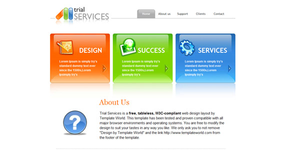 trial-services-xhtml-css-template