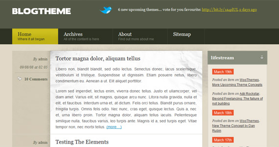 blogtheme-professional-wordpress-theme