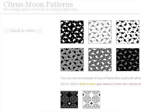 citrus-moon-patterns-free-webdesign