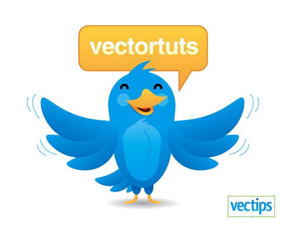 vectortuts-twitter-mascot-tutorial-free