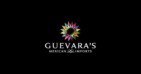 guevaras-creative-gradient-3d-logo-design
