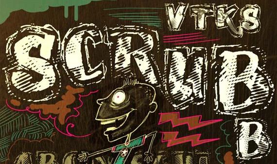 vtks-scrubbed-free-grunge-fonts