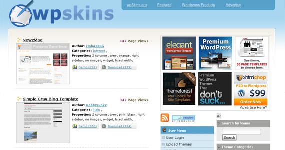 wpskins-best-free-wordpress-theme-site