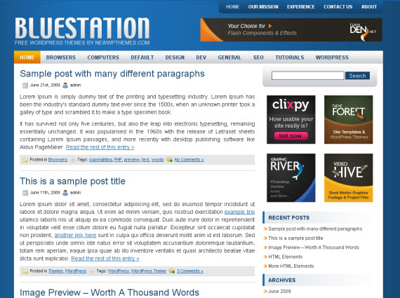 blue-station-free-premium-wordpress-theme