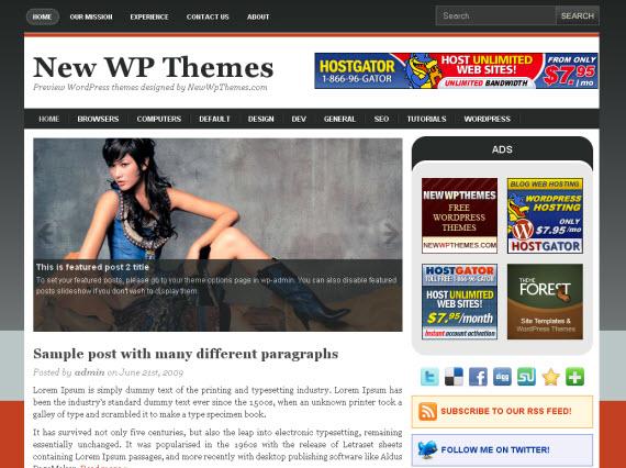 livien-free-premium-wordpress-theme