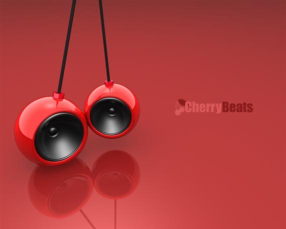 cherry-beats নিন ৪০টি 3D ওয়ালপেপার