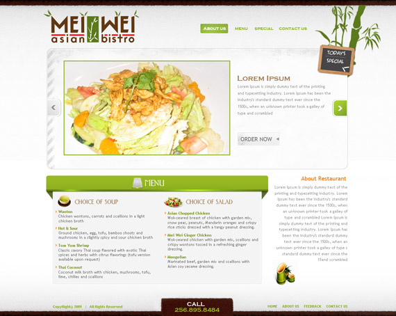 Asian-bistro-web-design-interface-inspiration-deviantart