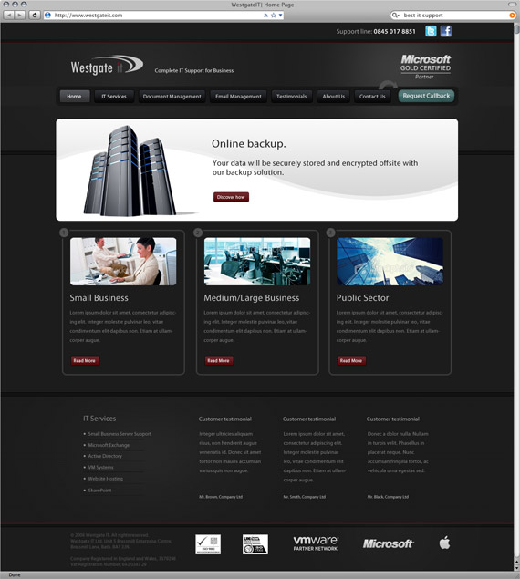 It-services-web-design-interface-inspiration-deviantart
