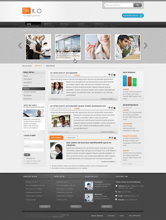 Ko-web-design-interface-inspiration-deviantart