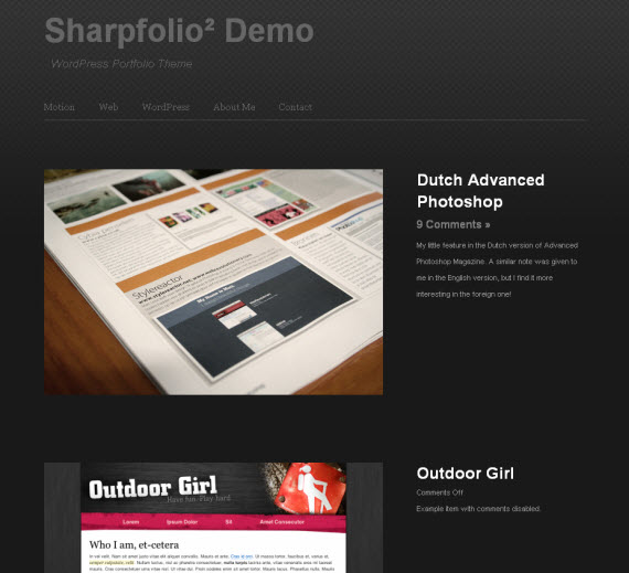 Sharpfolio-free-portfolio-wordpress-themes