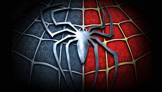 How to create amazing spiderman logo