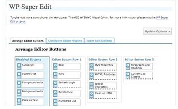wp-super-editor-admin-plugins-for-wordpress ওয়ার্ডপেস এডমিনের জন্য ৩০টি শক্তিশালি প্লাগইন্স