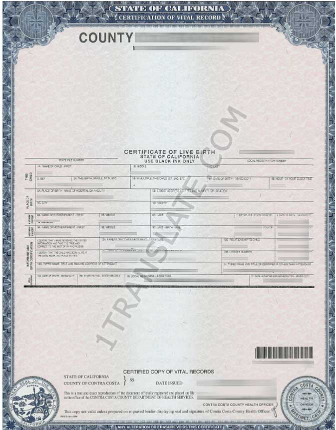 birth certificate copy copy marriage license california 30352