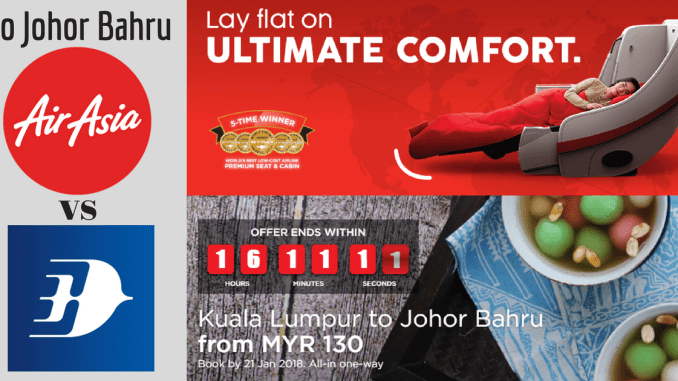 malaysia-airlines-comparison-airasia-promo-KL-to-johor-Bahru-jan-2018