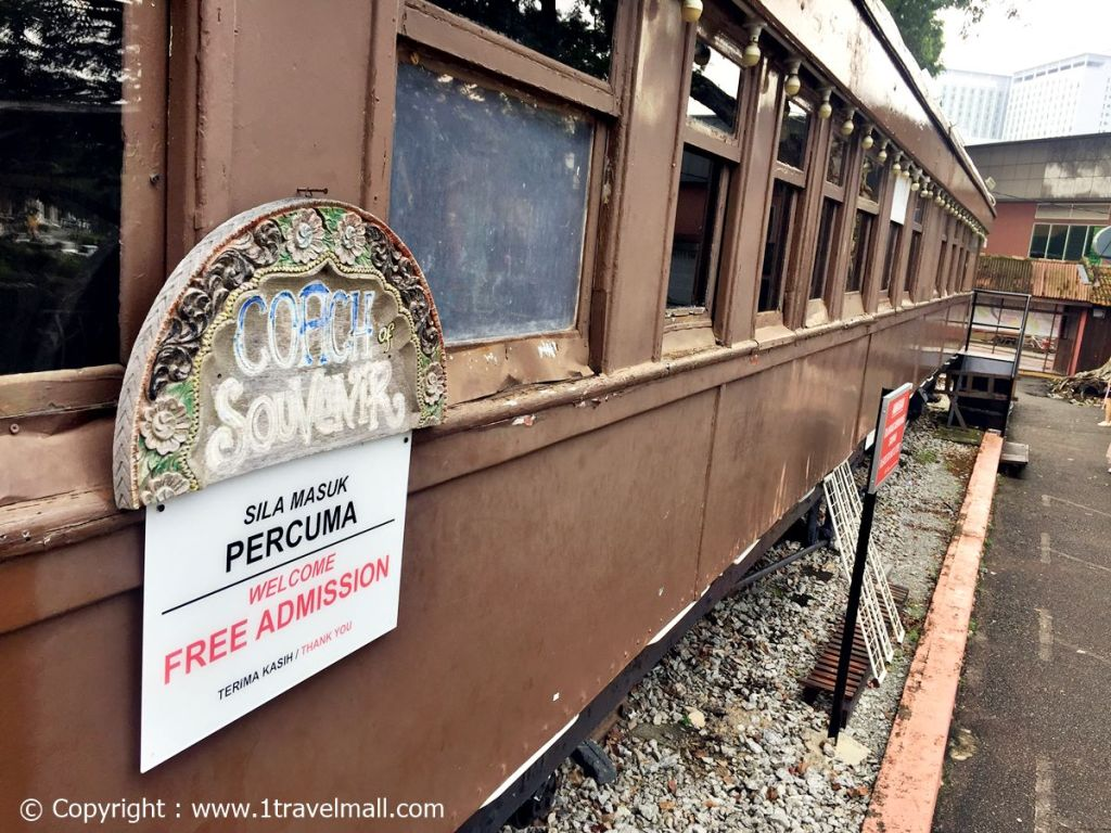 Free Admission on Train