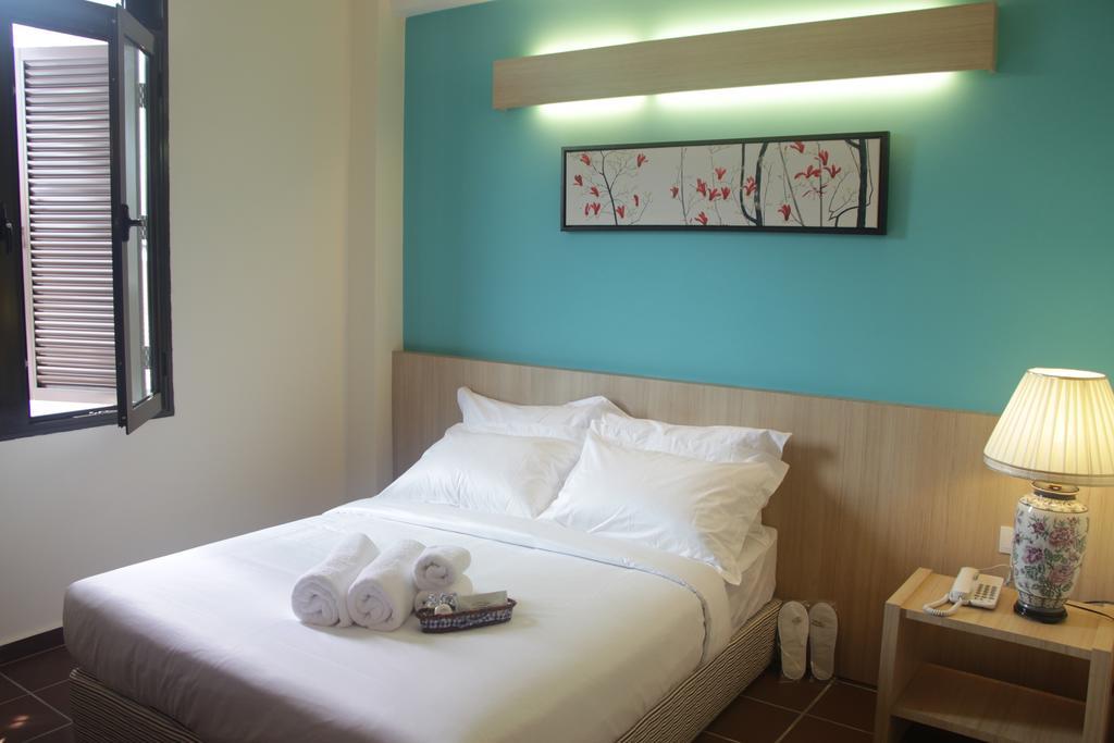 Fomecs Boutique Hotel Melaka Room