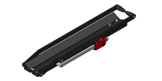 Driver Side Tray Assembly, Equip-D
