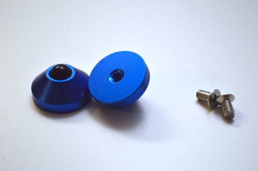 DIY JD40 2-Plate Carbon Fiber Black V2 Kit-1741