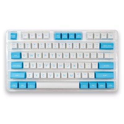 Maxkey Cyan Keycap Set-0