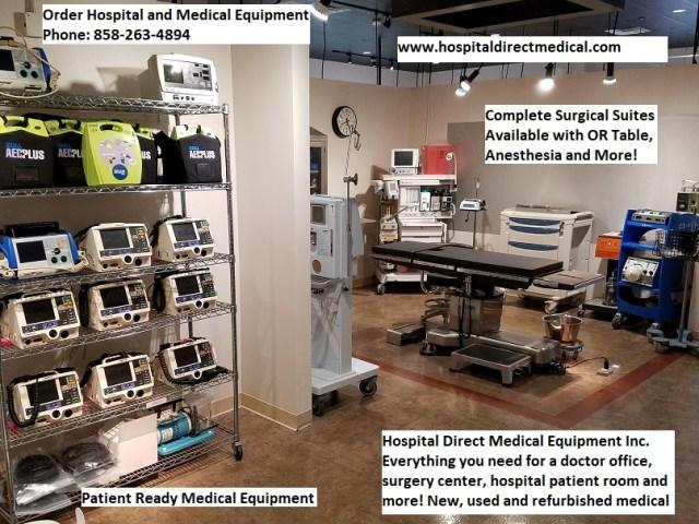 Richmond Virginia Medical Equipment Store Warehouse Showroom