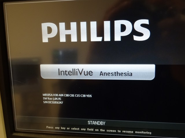 Philips MP5 Anesthesia Bedside Monitor | Used Hospital