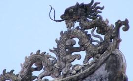 Gardien céleste : le Dragon Azur de l'Est