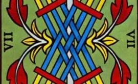 Le Sept des Bâtons