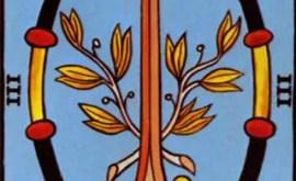 Le Trois des Epées