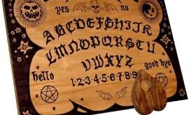 Utilisation de la table de Ouija