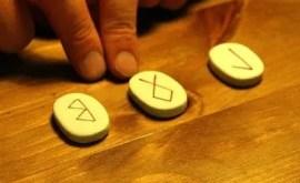 Se préparer au tirage des runes
