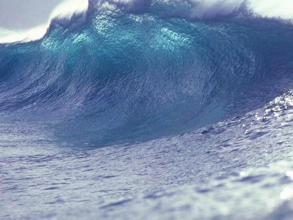 Rêver de tsunami ou de raz-de-marée