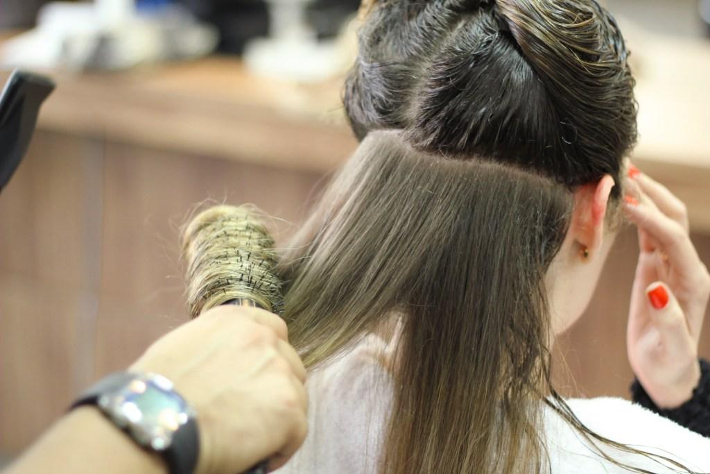 Rêver d'un salon de coiffure